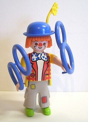 Playmobil Clown, 5537 Boys  Serie 7