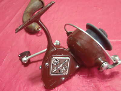 vintage fishing reel shakespeare model 2062 made in USA