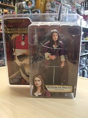 Elizabeth Swann  Pirates of the Caribbean The Curse of th Black Pearl by NECA