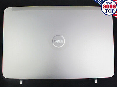 "NEW Dell XPS L701X L702X 17.3"" LCD Lid Back Cover 32GM7LCWI40 - 076RGV 76RGV USA"