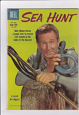 Sea Hunt #1041 VG/FN 5.0 Dell 1959 See My Store