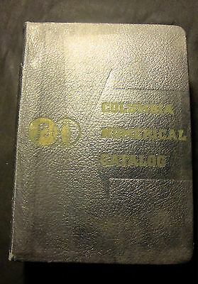 Columbia Numerical Catalog – 1940s dealers edition