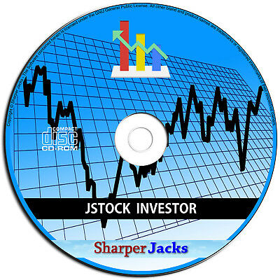 NEW 2017 Release! JStock Professional Stock Market Investment Strategy Software