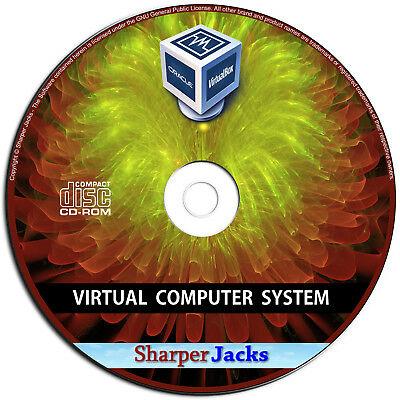 NEW 2016 Release! Virtual Box Visualization System Container - Run Multiple OS