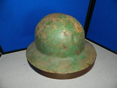 WWI US Military Helmet, Doughboy