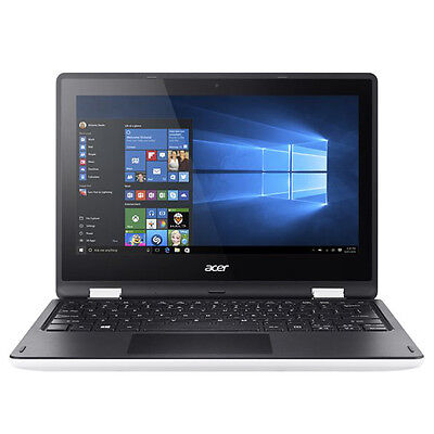 Acer Aspire R11 R3-131T-C1TW white 11,6 Zoll Notebook Win10 Pro