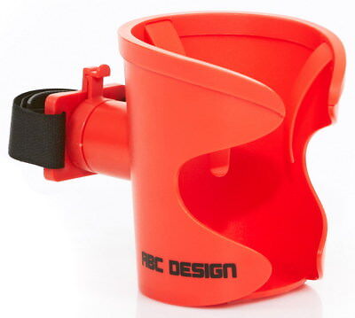 ABC Design Becherhalter universal, 500ml - ROT - Neu - für ABC Turbo Zoom Condor
