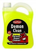 CarPlan Demon Clean 2ltr Active Super Cleaner For Interior/Exterior Use.