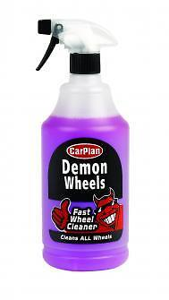 CarPlan Demon Wheel Cleaner 1L Trigger.