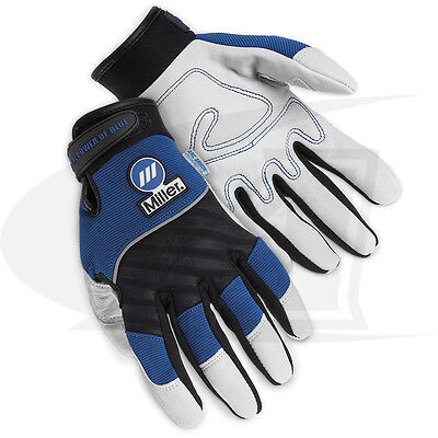 Metalworker Gloves From Miller (Extra-Large)