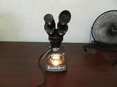 GemOro Precision Microscope USED