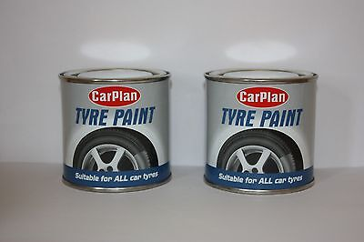 Tetrosyl Tyre Paint 250ml New.