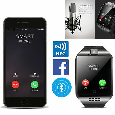 Bluetooth Smart Watch Phone For Samsung Galaxy S7 Edge LG G2 G3 G4 Mini G5 K7 K8