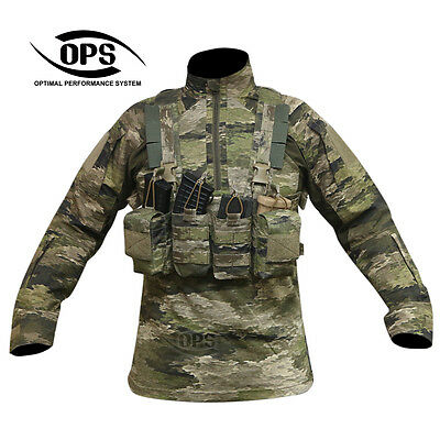Ops / Ur-Tactical Easy Rig (Light-Weight Combat Chest Rig) In A-Tacs Ix