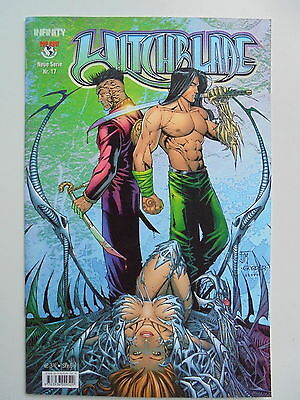 1x Comic - Witchblade - Neue Serie - Nr.17 - Top Cow - Infinity - Z.0-1/1