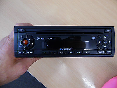 blaupunkt car stereo radio cd player xqe000380puy with. Black Bedroom Furniture Sets. Home Design Ideas
