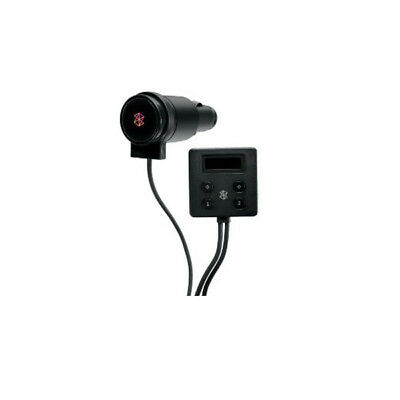 NEW Microsoft Zune Car Pack W/ an integrated FM Transmitter/Car Charger EVC00001