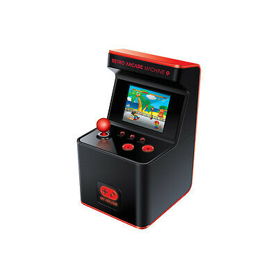 Dreamgear Retro Arcade Machine X Handheld Video Gaming System with 300 Games