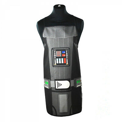 Darth Vader Cotton Apron in a tube - Kitchen apron. Star wars gift