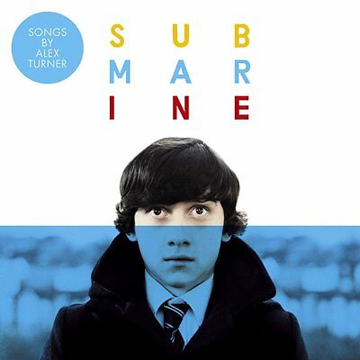 "Alex Turner Submarine 10"" Ep Vinyl New 2011"