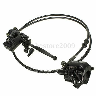 Quad Rear Brake Master Cylinder Caliper For ATV 50CC 70CC 90 110CC 125CC Chinese