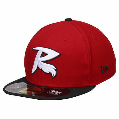 New Era Richmond Flying Squirrels Fitted Hat - MiLB