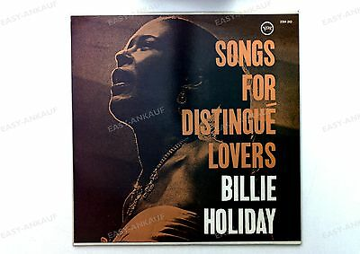Billie Holiday - Songs For Distingué Lovers FRA LP 1981 //1
