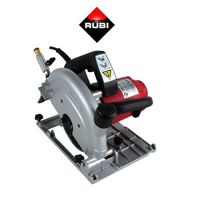 Rubi TC-180 Circular Saw / Electric Tile Cutter 230v - Wet & Dry Tile Cutting