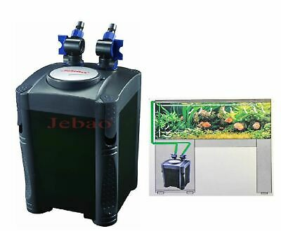 Jebao Aquarium Filter External Tropical Marine Fish Tank Canister Filtration