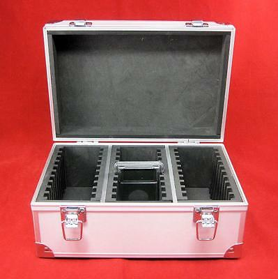 Aluminum Certified Coin Slab Storage Box Holds up to 30 PCGS or NGC Slabs