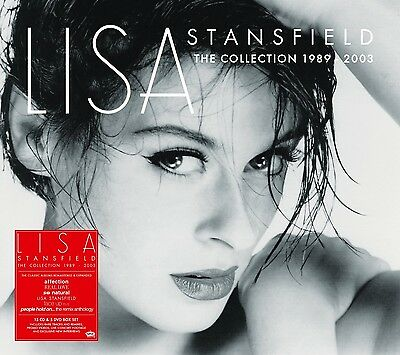 Lisa Stansfield - The Collection 1989-2003 (Box Set) 17 Cd + Dvd Neu