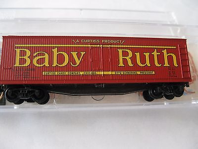 Micro-Trains #04900730 Nestle Baby Ruth #8 40'  Wood Reefer N-Scale