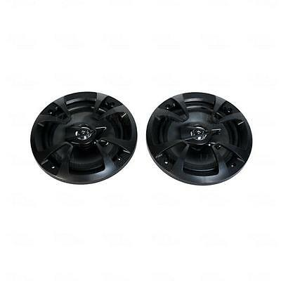 "6"" 2 Way Coaxial Car Audio Speakers 120 Watts Max Power"