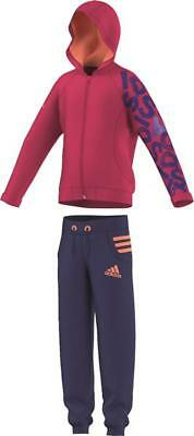 Adidas Rock It Knit Tracksuit Kinder Jogginganzug NEU UVP:74,95