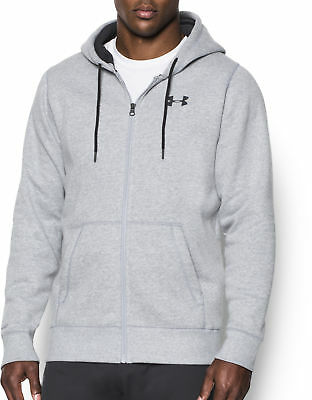 Under Armour Storm Rival Full Zip Mens Hoody - Grey