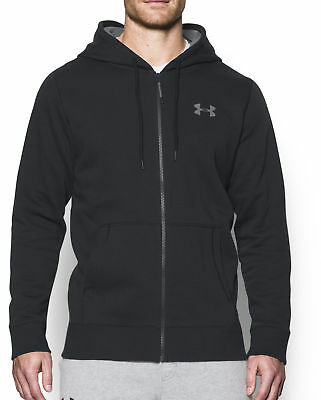 Under Armour Storm Rival Full Zip Mens Hoody - Black