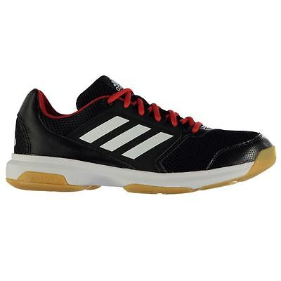 adidas Mens Multido 50 Indoor Court Shoes Squash Lace Up Lightweight Trainers