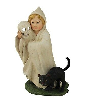 Ghosty Child Vintage Trick or Treat Halloween Figure td5047 NEW Bethany Lowe
