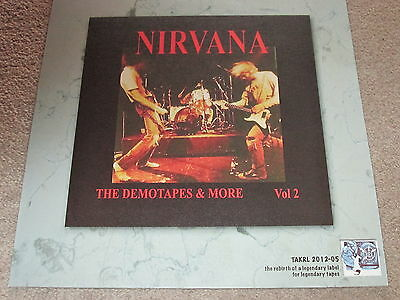 Nirvana - The Demo Tapes And More Volume 2 - New Lp Record
