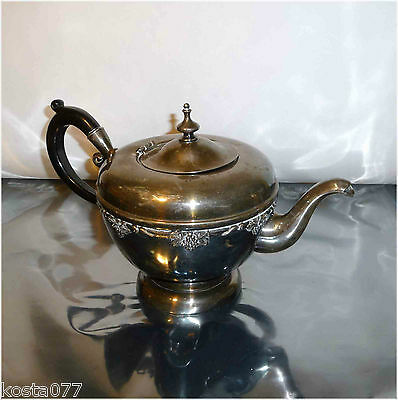 Estate Sale, VIKING PLATE E.P. COPPER Silver Plated Tea or Coffee Pot
