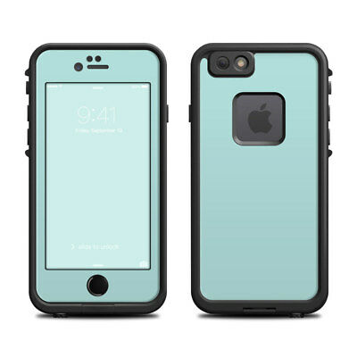 Skin for LifeProof FRE iPhone 6/6S - Solid Mint - Sticker Decal