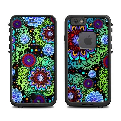 Skin for LifeProof FRE iPhone 6/6S - Funky Floratopia - Sticker Decal