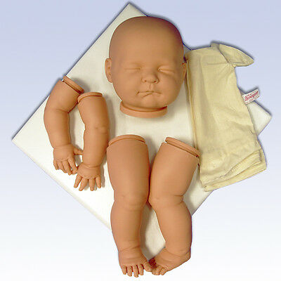 "Berenguer Reborn Doll Kit  21"" Sucky Lip Discontinued Item NEW from Spain DK 100"