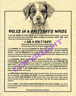 Rules In A Brittany's House