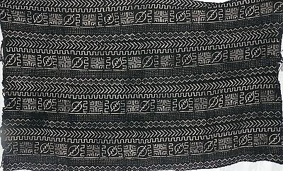African mud cloth bogolan bambara bogolanfini new Africa bamana fabric b818