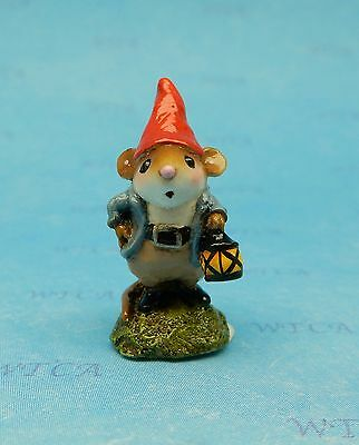 GNOME STATUE by Wee Forest Folk, WFF# M-393