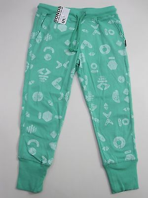 Bonds Kids Boys Girls Hipster Trackie Track Pants sizes 3 5 6  7 Colour Mint