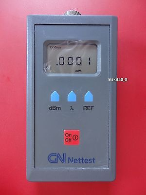 NetTest GN6000 Optical Power Meter
