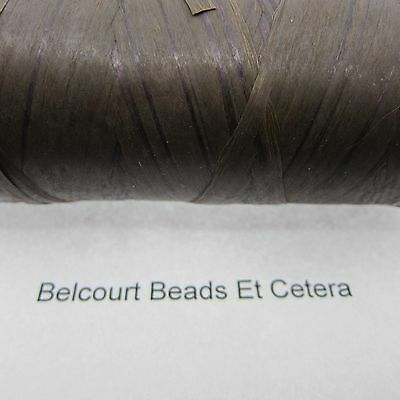 Brown Sinew 20 Yards (60') Dream Catchers, Leather Bead Crafts 70lb Test