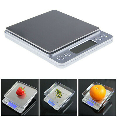 Mini HOT Digital Electronic 0.01 500g 3000g Jewelry Food Kitchen Weighing Scale